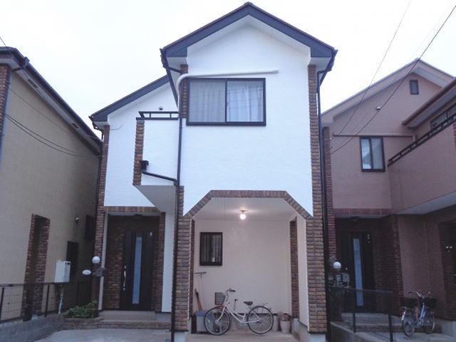 【施工実績161】外壁塗装・屋根塗装:埼玉県草加市