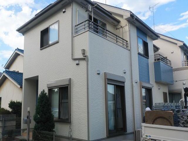 【施工実績165】外壁塗装・屋根塗装:埼玉県白岡市