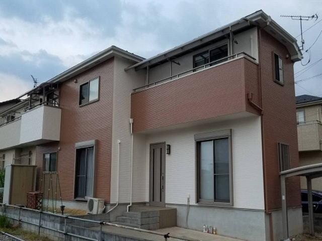 【施工実績228】外壁塗装・屋根塗装:埼玉県川口市