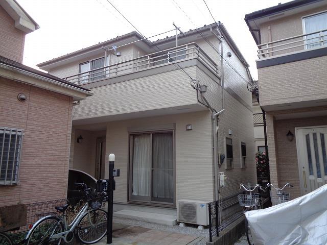 【施工実績229】外壁塗装・屋根塗装:埼玉県入間郡三芳町
