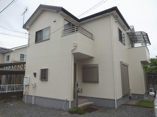 【施工実績262】外壁塗装・屋根塗装:群馬県富岡市