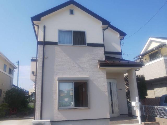 【施工実績301】外壁塗装・屋根塗装:群馬県高崎市