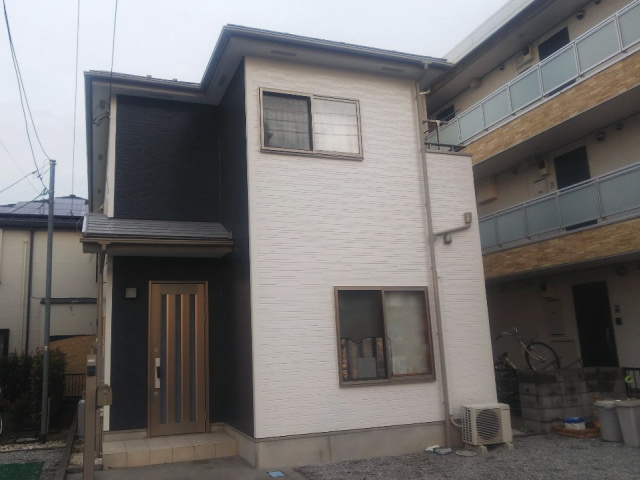 【施工実績304】外壁塗装・屋根塗装:埼玉県上尾市