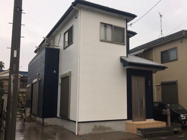 【施工実績316】外壁塗装・屋根塗装:埼玉県春日部市
