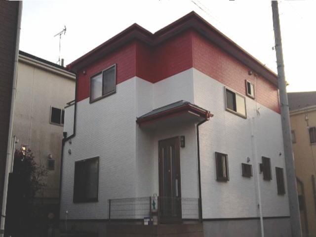 【施工実績318】外壁塗装・屋根塗装:埼玉県蓮田市