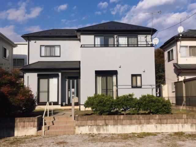 【施工実績323】外壁塗装・屋根塗装:群馬県伊勢崎市