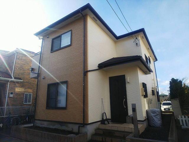 【施工実績338】外壁塗装・屋根塗装:埼玉県所沢市