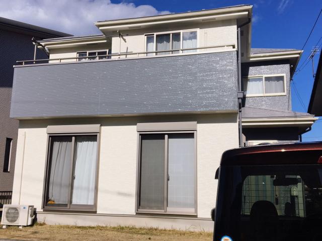 【施工実績340】外壁塗装・屋根塗装:群馬県高崎市