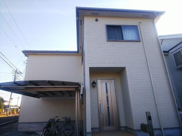 【施工実績342】外壁塗装・屋根塗装:埼玉県川越市