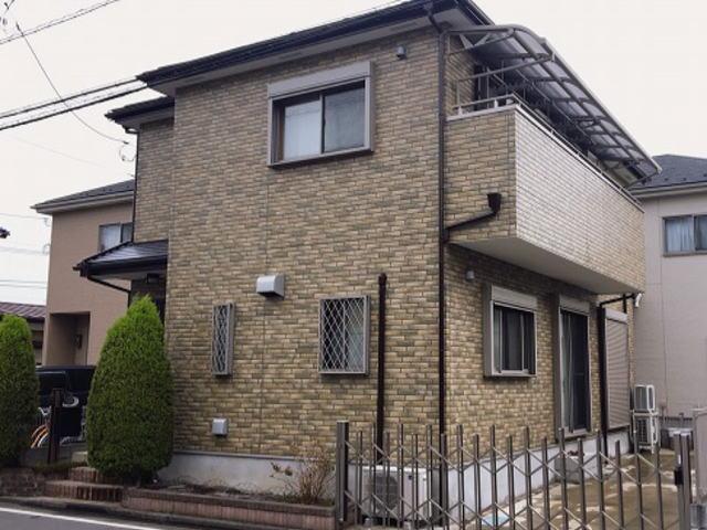 【施工実績347】外壁塗装・屋根塗装:埼玉県三郷市