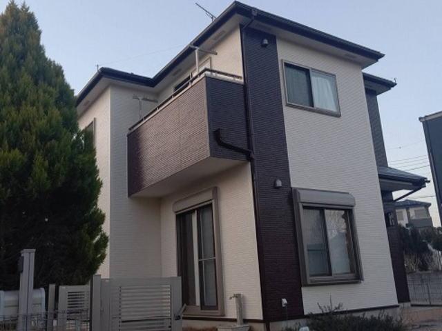 【施工実績351】外壁塗装・屋根塗装:埼玉県春日部市