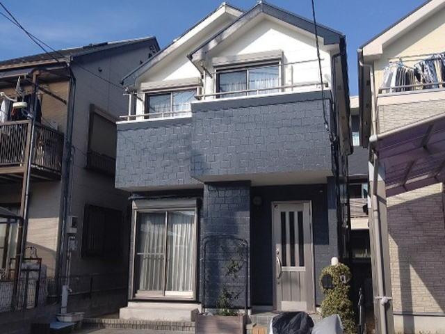 【施工実績352】外壁塗装・屋根塗装:埼玉県草加市