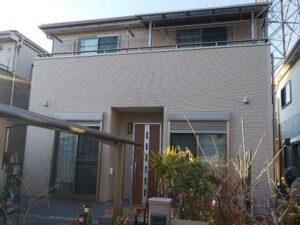 【施工実績356】外壁塗装・屋根塗装:埼玉県桶川市