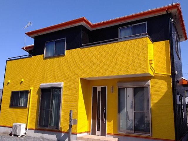 【施工実績360】外壁塗装・屋根塗装:群馬県高崎市