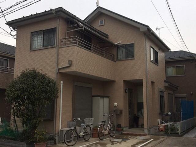 【施工実績361】外壁塗装・屋根重ね葺き:埼玉県戸田市
