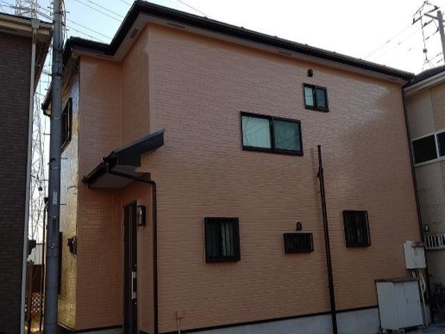 【施工実績363】外壁塗装・屋根塗装:埼玉県草加市
