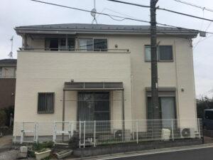 【施工実績367】外壁塗装・屋根塗装:埼玉県上尾市