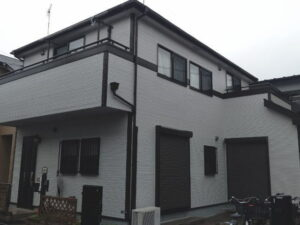【施工実績369】外壁塗装・屋根塗装:埼玉県朝霞市