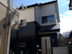 【施工実績370】外壁塗装・屋根塗装:埼玉県さいたま市