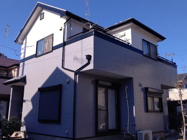 【施工実績371】外壁塗装・屋根塗装:埼玉県久喜市