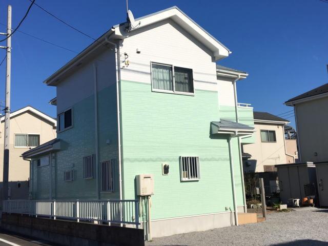 【施工実績372】外壁塗装・屋根塗装:群馬県藤岡市