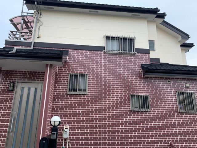 【施工実績376】外壁塗装・屋根重ね葺き:埼玉県比企郡川島町