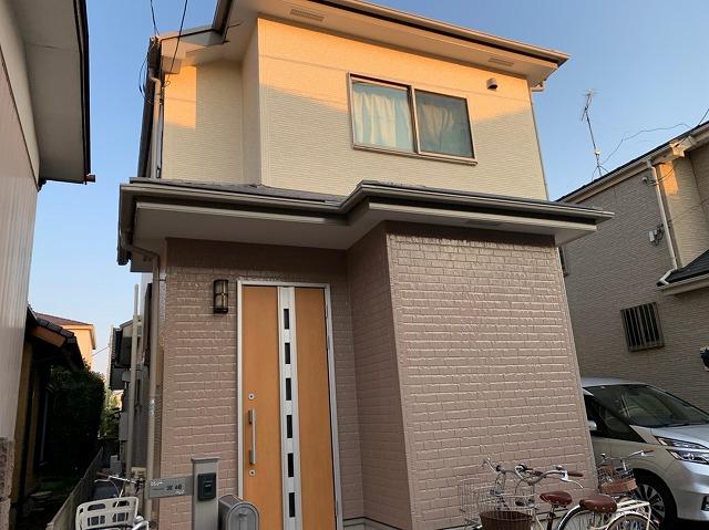 【施工実績377】外壁塗装・屋根塗装:埼玉県上尾市