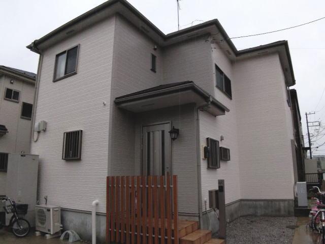 【施工実績378】外壁塗装・屋根塗装:埼玉県さいたま市