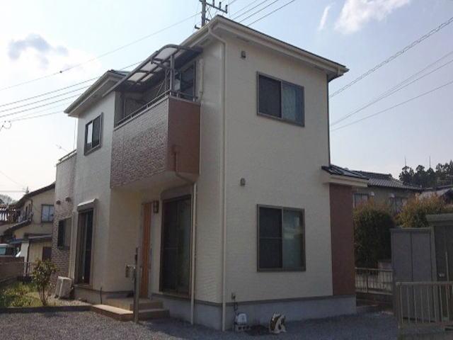 【施工実績383】外壁塗装・屋根塗装:群馬県高崎市