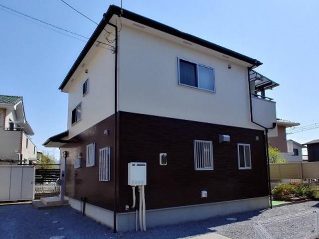 【施工実績384】外壁塗装・屋根塗装:群馬県前橋市
