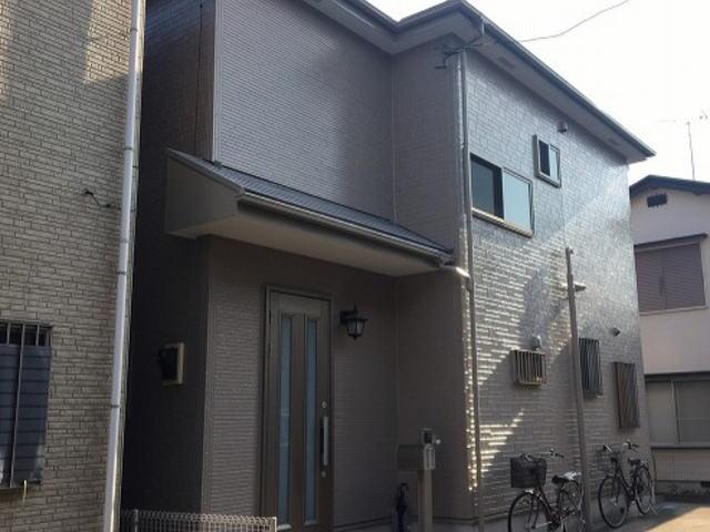 【施工実績385】外壁塗装・屋根塗装:埼玉県志木市