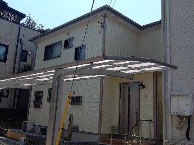 【施工実績394】外壁塗装・屋根塗装:埼玉県さいたま市見沼区