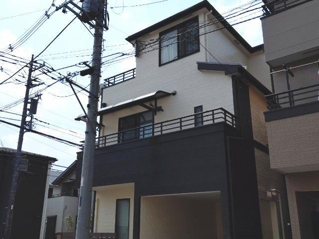 【施工実績397】外壁塗装・屋根塗装:埼玉県さいたま市