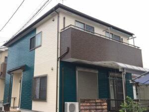 【施工実績400】外壁塗装・屋根塗装:埼玉県加須市
