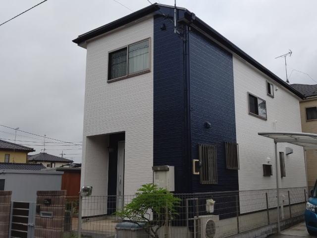 【施工実績403】外壁塗装・屋根塗装:埼玉県上尾市