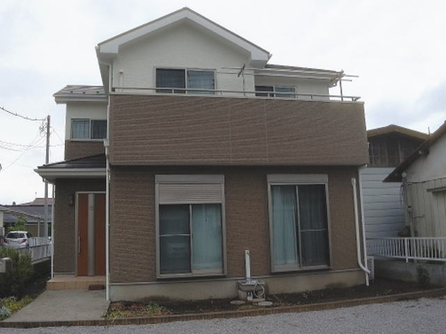 【施工実績406】外壁塗装・屋根塗装:群馬県高崎市