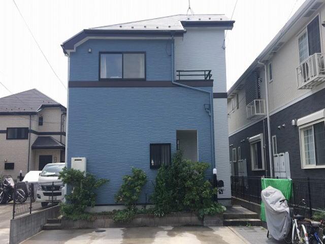 【施工実績409】外壁塗装・屋根塗装:埼玉県川口市