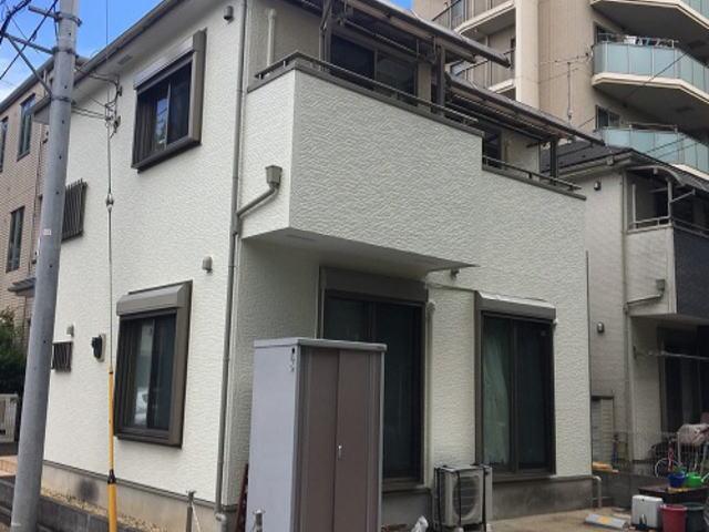 【施工実績411】外壁塗装・屋根塗装:埼玉県新座市
