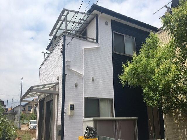 【施工実績413】外壁塗装・屋根塗装:埼玉県日高市