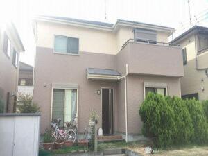 【施工実績415】外壁塗装・屋根塗装:埼玉県久喜市