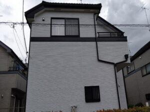 【施工実績417】外壁塗装・屋根重ね葺き:埼玉県幸手市