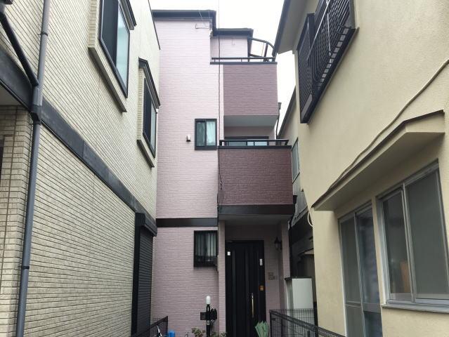 【施工実績419】外壁塗装・屋根塗装:埼玉県戸田市