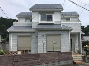 【施工実績423】外壁塗装・屋根塗装:埼玉県飯能市