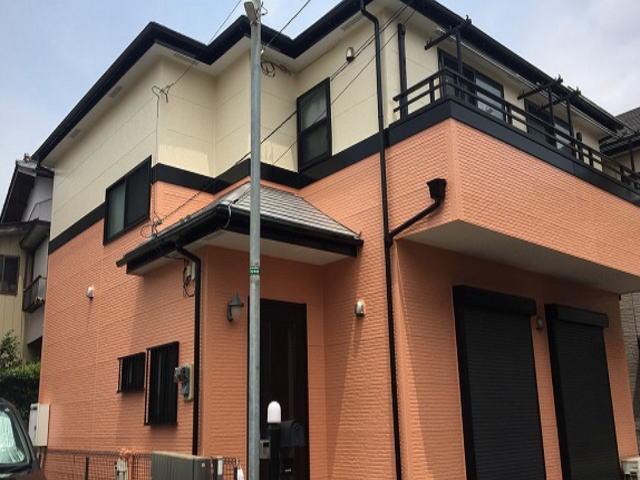 【施工実績426】外壁塗装・屋根塗装:埼玉県狭山市