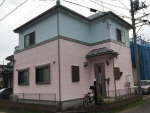【施工実績443】外壁塗装・屋根塗装:埼玉県飯能市