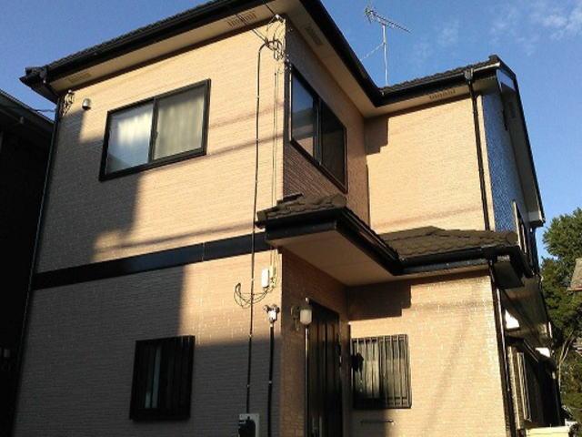 【施工実績431】外壁塗装・屋根重ね葺き:埼玉県さいたま市南区
