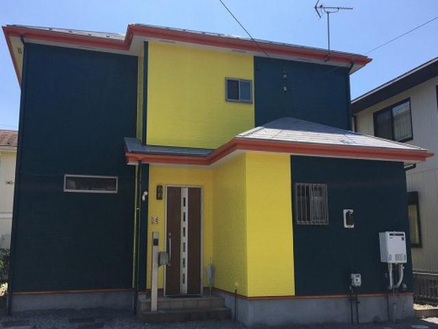 【施工実績432】外壁塗装・屋根塗装:群馬県前橋市