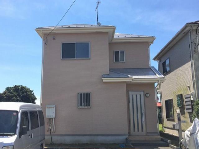 【施工実績433】外壁塗装・屋根塗装:埼玉県加須市
