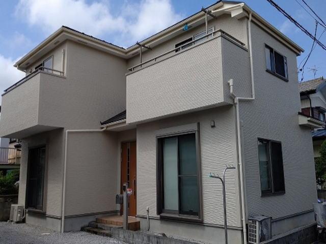 【施工実績437】外壁塗装・屋根塗装:埼玉県伊奈町