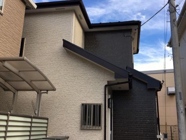 【施工実績439】外壁塗装・屋根塗装:埼玉県草加市